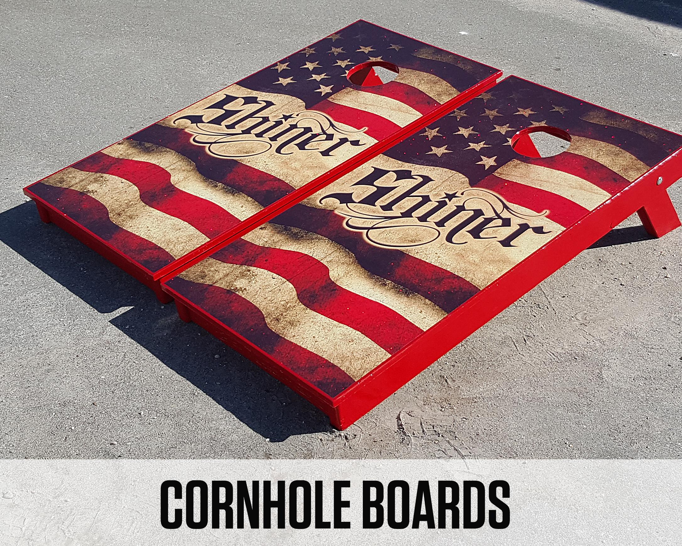 cornhole - Custom Corn Hole Boards